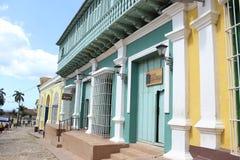 Trinidad. A city tour through Trinidad, Cuba Stock Image