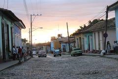 Trinidad. A city tour through Trinidad, Cuba Royalty Free Stock Photography