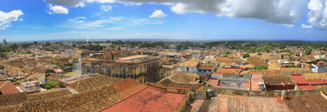 Trinidad cityscape, cuba Stock Photo