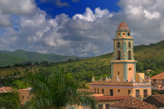 Trinidad cityscape, cuba Royalty Free Stock Photography