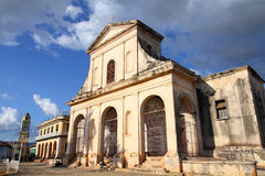 Trinidad, Cuba. The old town. UNESCO World Heritage Site Royalty Free Stock Photo