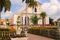 Trinidad, Cuba architecture Royalty Free Stock Image