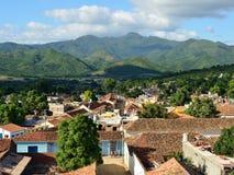 Trinidad in Cuba. Trinidad city the most tourist city on Cuba Royalty Free Stock Photos