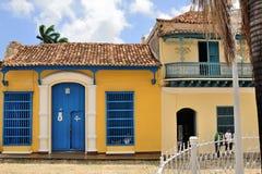 Trinidad, Cuba – colonial town. Royalty Free Stock Photos