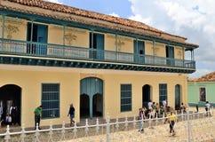 Trinidad,Cuba – colonial town Stock Photos