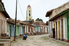 Trinidad - Cuba Royalty Free Stock Photography