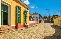 Trinidad,Cuba Royalty Free Stock Images