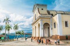 TRINIDAD, CUBA - 6 DE MAIO DE 2017 imagem de stock royalty free