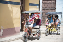 Trinidad, Cuba: Everyday Scenes and Way of Life Stock Photo