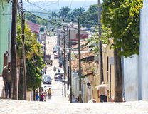 Trinidad, Cuba: Everyday Scenes and Way of Life Royalty Free Stock Image