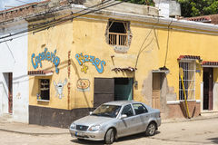 Trinidad, Cuba: Everyday Scenes and Way of Life Stock Image