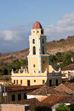 Trinidad, Cuba - The Iglesia and Convento de San Francisco Royalty Free Stock Image