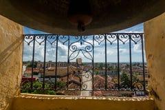 Trinidad, Cuba. Iglesia de la Santisima Trinidad. Church of the Holy Trinity royalty free stock photo