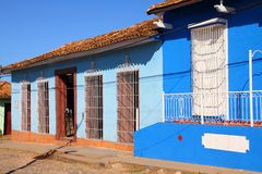 Trinidad, Cuba Royalty Free Stock Photos