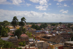 Trinidad Cuba. Point view of Tronidad Cuba Royalty Free Stock Photography