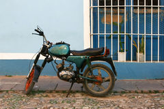 Trinidad, Cuba, scena della via Fotografia Stock Libera da Diritti