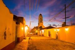 TRINIDAD, CUBA - SEPTEMBER 8, 2015: designated a Royalty Free Stock Images