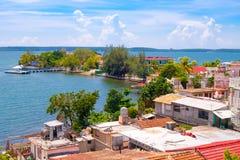 TRINIDAD, CUBA - 12 SETTEMBRE 2015: Capitale di Fotografia Stock