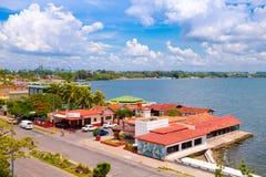TRINIDAD, CUBA - 12 SETTEMBRE 2015: Capitale di Fotografie Stock