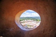 Trinidad,Cuba. Tower, Panorama. royalty free stock photography