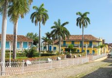 Trinidad, Cuba - A UNESCO World Heritage Site Royalty Free Stock Photo