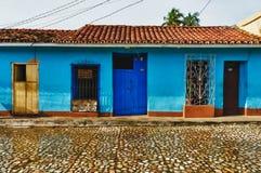 Trinidad, Cuba. Vista de Trinidad Fotografía de archivo libre de regalías