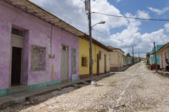 Trinidad, Cuba. Was declared a UNESCO World Heritage site in 1988 royalty free stock photo