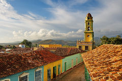Trinidad_Cuba1 Royalty Free Stock Photography
