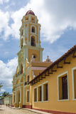 Trinidad de Cuba: Convent of Saint Francis of Assisi Royalty Free Stock Photo