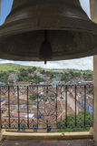 Trinidad de Cuba: View from Convent of Saint Francis of Assisi Stock Photos
