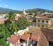 Trinidad em Cuba Foto de Stock Royalty Free
