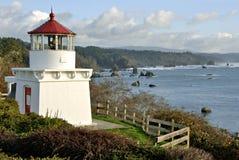 Trinidad-Erinnerungsleuchtturm in NordCaliforni Lizenzfreies Stockfoto
