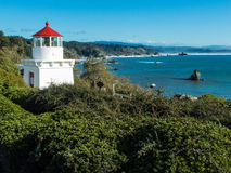 Trinidad Head Light Royalty Free Stock Photos
