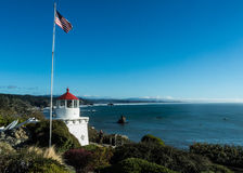 Trinidad Head Light Royalty Free Stock Images