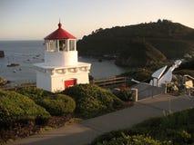 Trinidad Head Lighthouse Royalty Free Stock Photo