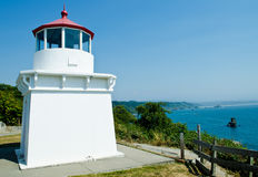 Trinidad Head Memorial Lighthouse Royalty Free Stock Photos