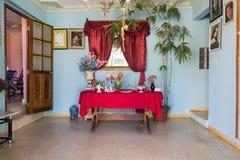 Trinidad, a house Stock Image