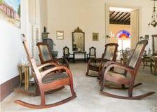 Trinidad, a house Royalty Free Stock Photo