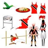 Trinidad Ikony 2 ilustracji