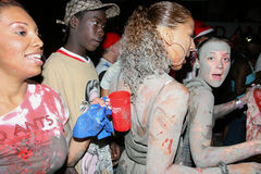 Trinidad J'Ouvert celebrations Stock Photo