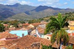 Trinidad, Kuba stockfotografie