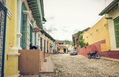TRINIDAD, KUBA - 06 2017 MAJ Obrazy Royalty Free