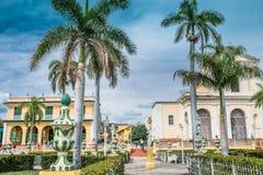 TRINIDAD, KUBA - 06 2017 MAJ zdjęcia stock