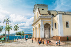 TRINIDAD, KUBA - 06 2017 MAJ Obraz Royalty Free