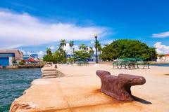 TRINIDAD KUBA - SEPTEMBER 12, 2015: Huvudstad av Arkivbild