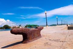 TRINIDAD KUBA - SEPTEMBER 12, 2015: Huvudstad av Royaltyfri Bild