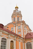 Trinidad Lavra de St Sergius 3 Foto de archivo libre de regalías