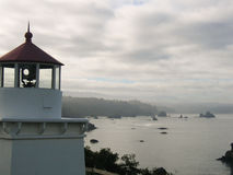 Trinidad Lighthouse Royalty Free Stock Photo