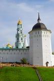 Trinidad Sergius Lavra, Sergiev Posad, Rusia Mundo Herit de la UNESCO Fotos de archivo