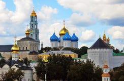 Trinidad Sergius Lavra, Sergiev Posad, Rusia Mundo Herit de la UNESCO Foto de archivo